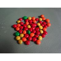 Safety Health Joys Mini Chocolate Beans Abundant Nutrition HACCP Certification Manufactures