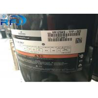 VR125KS-TFP Copeland Refrigeration Scroll Compressor Double Flexible Design Manufactures