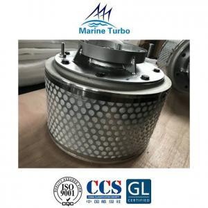 China T-TCR12 Marine Turbocharger Parts Silencer on sale