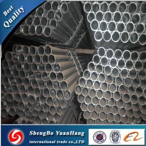 China Q195 Round Weld black steel pipe/tube on sale