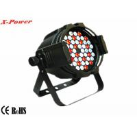 54 pcs*3w Rgb 3 In 1 Led Par Can Lights LED Effect Lighting For TV Studios   PL-49 Manufactures
