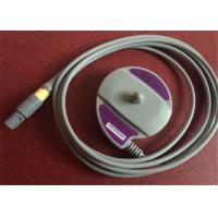 Edan Cadence Ii Fetal Monitor Transducer US Transducer Probe 4 Pin One Notch Manufactures