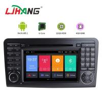 China GPS Rear Camera AUX USB Port Mercedes Benz Navigation DVD Player With Car Radio on sale