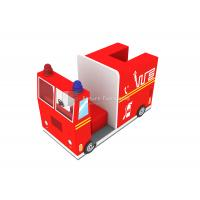 Role Play Center--Kids Indoor Playground Equipment-- FF-Fire Engine-1 Manufactures