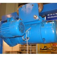 MD electric hoist(Double Speed) used for crane Manufactures