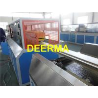 Electric Control System PVC Window Door Plastic Profile Extruder Machine