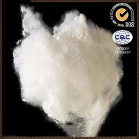 White Anti - Static PSF Polyester Staple Fiber 1.4D-22D For Filling Sofa Manufactures