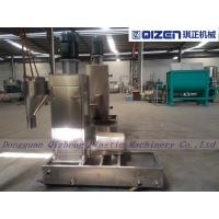 Washing Line / Pelletizing Line Centrifugal Dryer Machine , Plastic Bottle Recycling Machine 11KW Manufactures