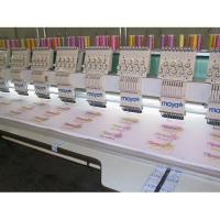 MAYASTAR Flat Computerized Embroidery Machine Manufactures