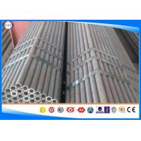 High Temperature Boiler Steel Tube , Seamless Alloy Steel Pipe Bare Surface SA -106C Manufactures