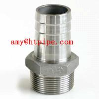 Buy cheap stainless ASTM A182 F316l hex nipple from wholesalers
