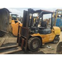 4.5 Ton Used Toyota Forklift From Japan Original , 7FD45 Used Forklift Toyota Manufactures