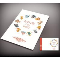 Buy cheap 2018 good quality birthday card printing, greeting card printing, OEM printing from wholesalers