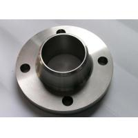 ASME B16.47 Weld Neck Flanges Stainless Steel Pipe Flange with Long Tapered Hub Manufactures
