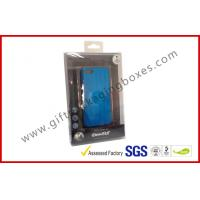 PVC / PET Plastic Clamshell Packaging ,CMYK Printing Iphone Case Box Manufactures