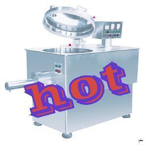 GHL Series High Speed Mixing Granulator Manufactures