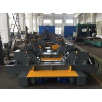 Buy cheap Gray Painting  Fit-up  Conventional Welding Rotator Vessel Diameter 700mm - 5000mm WIth 2×2.2Kw from wholesalers