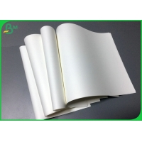 China 100um 130um White Color PP Synthetic Paper For Magazine Printing on sale