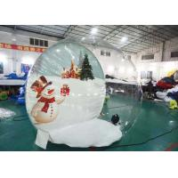 Customize TPU Inflatable Bubble House for Show Manufactures