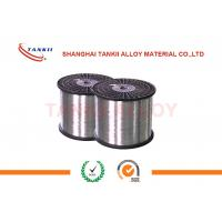 0.025Mm Bright Spool NiCr Alloy NiCr80/20 Wire for Household Appliances Hair Drier Manufactures