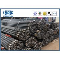 CE Boiler Spare Part H Type Finned Tube Spiral Fin Tube For Heat Exchanger Manufactures