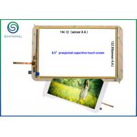 China 3.3V - 5V 8.9'' Capacitive Monitor Touch Panel 85% Transmitaance on sale