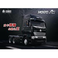 China 6×4  Trailer Tractor Head Trucks 60-70 Tons Great Loading Capacity , IFA on sale