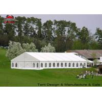Warehouse Outdoor Event Storage Tent / Large Wedding Party Tent Manufactures