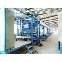 Continuous Sponge Cutting Machine , Foam Production Line For Furniture / Pillow Manufactures