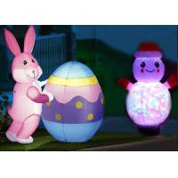 China Low Price Custom Inflatable Animals With Led Lighting For Decoration on sale
