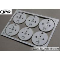 China Double Sided Aluminium PCB / Led Light PCB Board Blue On Your Request on sale