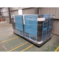 Energy Saving Two Stage Air Compressor / Industrial Screw Compressor 0.8Mpa Manufactures