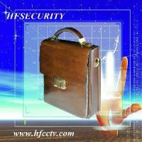 Leather Briefcase With Fingerprint Verification (HF-FC03) Manufactures