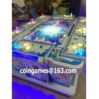 8 Players Amusement Arcade Coin Operated Hunter Shooting Fishing Cabinet Gambling Game Machine Manufactures