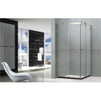 China 8MM Tempered Glass Frameless Shower Enclosures With Mirror Color Self - Cleaning on sale