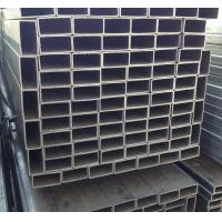 ERW ASTM A519 Carbon Steel Rectangular Tube Steel / Box Tube Steel Manufactures