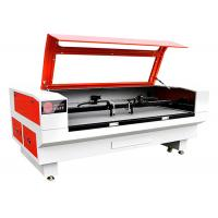 DSP Control CCD Laser Cutting Engraving Machine 4 Heads Automatic Feeding Platform Manufactures