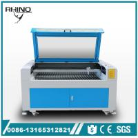 China Stone / Acrylic 100W CO2 Laser Cutting Engraving Machine With Up & Down Working Table on sale