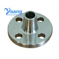 stainless steel weld neck raise face flange Manufactures