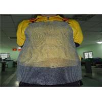 Safety Wire Mesh Stainless Steel Apron For Protection Industry Manufactures