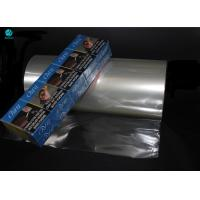 27micron PVC Packaging Film For Cigarette Box Packaging Manufactures