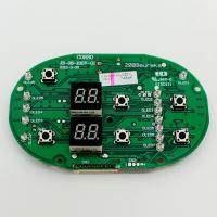 Buy cheap PCBA manufacturer for OEM custom made lead-free HASL pcb clone from wholesalers