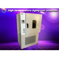 High Termperature Aging Test Chamber Rubber Laboratory Equipment 220V Power Supply Manufactures