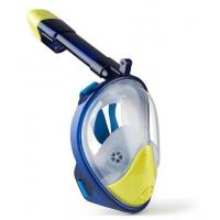 Full Face Snorkel Mask 180°View Scuba Snorkeling Diving Mask for Children and Kids Manufactures