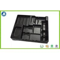 Black PVC Blister Packaging For Electronic , Thermal Transfer Printing Manufactures