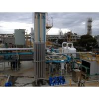 China O2 / N2 Air Separation Plant Filling Cylinder , Industrial Gas Plants 99.7% Purity on sale