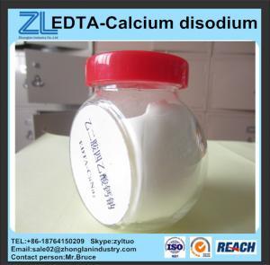 EDTA-Calcium disodium manufacturer Manufactures