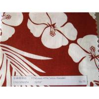 Linen   fabric /printed fabric /spandex fabric Manufactures