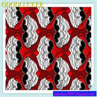 real  wax soso printed cotton fabric for Congo Manufactures