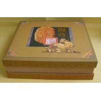 Personalized Christmas / Wedding Luxury Cardboard Gift Boxes for Wine, Watch Packaging Manufactures